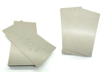 Moisture Proof 300gsm 400gsm Grey Board Sheets With One Side Pe Coated